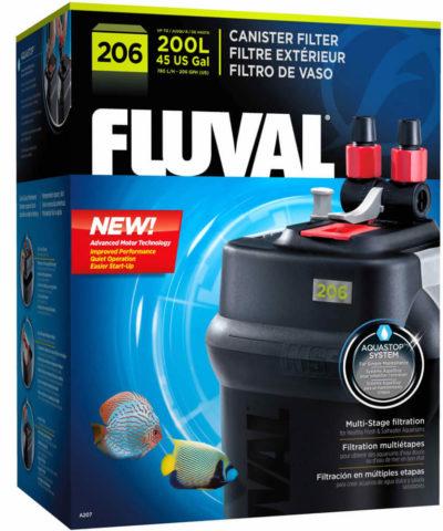 Filtro Externo 206, hasta 200 L – Fluval