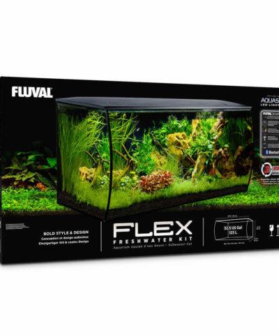 Kit de acuario Flex, 123 L – Fluval