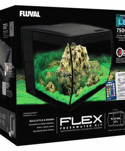 Kit de acuario Flex, 57 L – Fluval