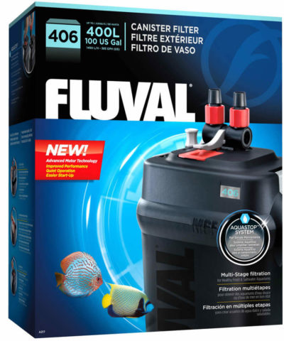 Filtro Externo 406, hasta 400 L – Fluval