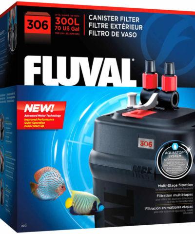 Filtro Externo 306, hasta 300 L – Fluval